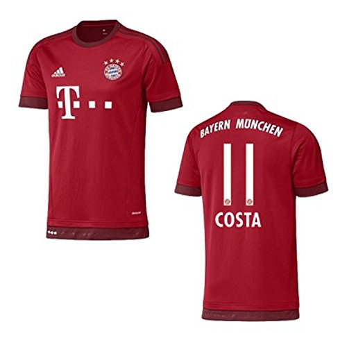 Trikot Adidas FC Bayern 2015-2016 Home - Costa [Größe M]