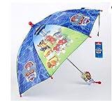 Group Ruz Paw Patrol Nickelodeon Blue Umbrella