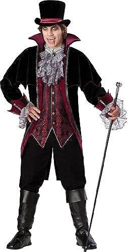 Unbekannt Aptafêtes cs99604 XL Kostüm Vampir von Versailles Größe XL