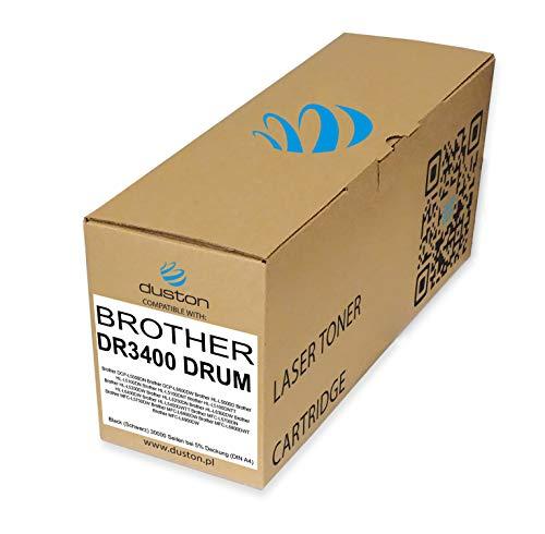 DR3400, DR-3400 Duston Trommel Kompatibll zu met Brother DCP-L 5500 6600 HL-L 5000 5100 5200 6250 6300 6400 MFC-L 5700 5750 6800 6800 6900