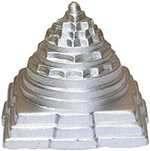 finaldeals PARAD SHRI Shree Yantra Natural para SRI YANTRAM Mercury Shree Yantra Energized Spiritual - 25 GM