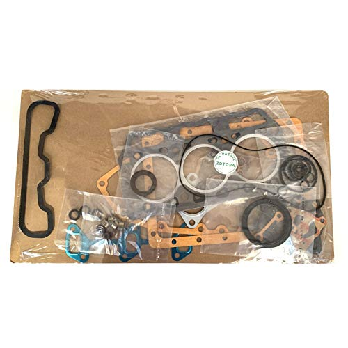 3GM30F Full Overhaul Gasket Kit For Yanmar Marine Boat Diesel Engine Set