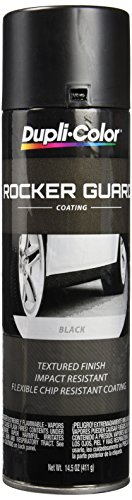 Dupli-Color ERGA10100 Black Rocker Guard Coating