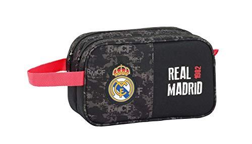 Real Madrid CF Trousse de Toilette Adaptable à Chariot