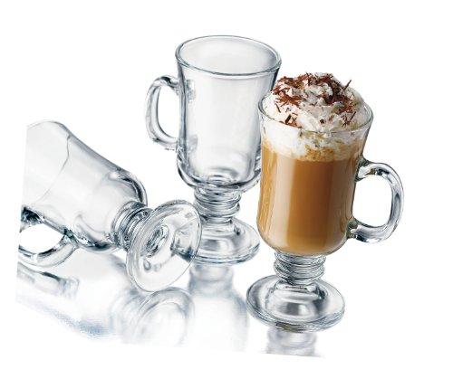 Irish Coffee Mug, 4-Piece Set