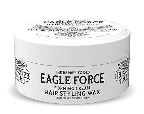 Eagle Force Light Shine Flexible Hold Hair Wax Haarwachs Haar Styling Wachs Herren Haargel 150ml