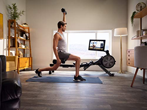 """NordicTrack RW900 Rowing Machine with 22"""" Touchscreen and 30-Day iFIT Family Membership"""