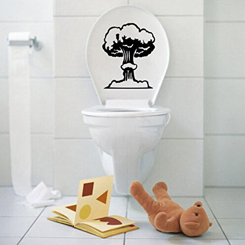 C & C Products seta de vinilo nube baño mampara de asiento ...