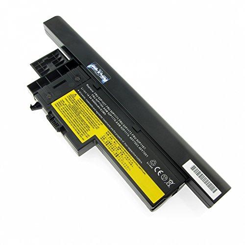 MTXtec Hochkapazitätsakku, LiIon, 14.8V, 4400mAh, schwarz für Lenovo ThinkPad X60 (2509)