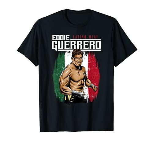 WWE Eddie Guerrero 'Latino Heat' Graphic Camiseta