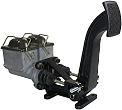NEW SOUTHWEST SPEED RACING BRAKE PEDAL ASSEMBLY WITH MASTER CYLINDERS & BALANCE BAR, FLOOR MOUNT
