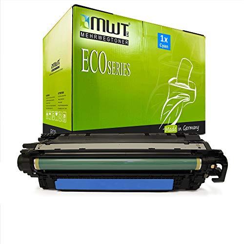 1x MWT kompatibel Toner für HP Color Laserjet cm 3530 FS MFP ersetzt CE251A