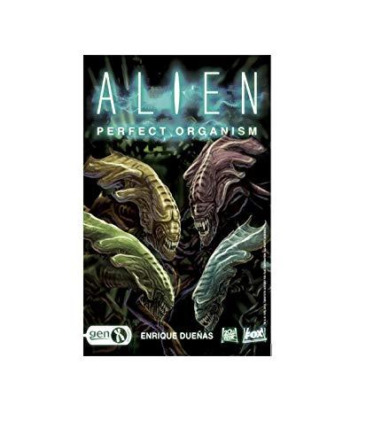 GENX Alien Organism - Juego de Mesa [Castellano]