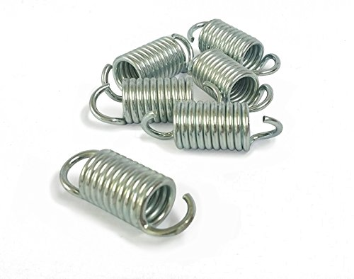 "2"" [10 Turn] Replacement Furniture Springs Sofa Sleeper/Daybed/Rollaway Bed/Trundle - Set of 6"