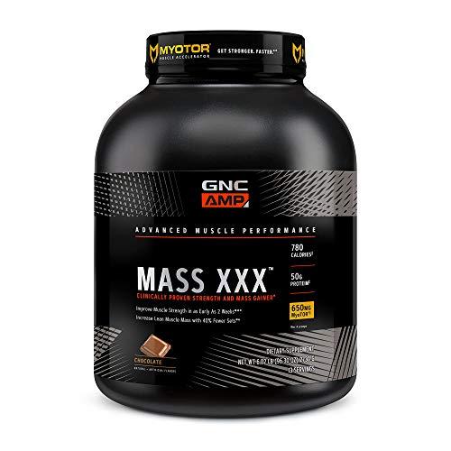 GNC AMP Mass XXX with MyoTor - Chocolate
