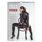 Sexy Fetisch Girls DIN A3 Kalender für 2021 Erotik - Seelenzauber