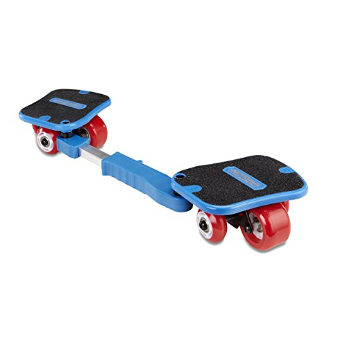 VIRO Rides Street Drifters Freestyle Sideways Skates, One Size, Blue