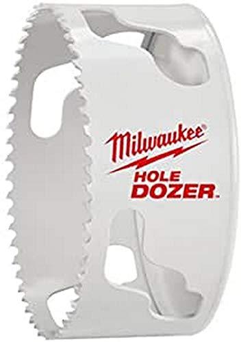Milwaukee Electric Tool 49-56-0233 Electric Bi-Metal Hole Saw, 4-1/2
