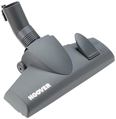 Hoover G85 - Spazzola per Tappeti e Pavimenti con pulsante, Grigio