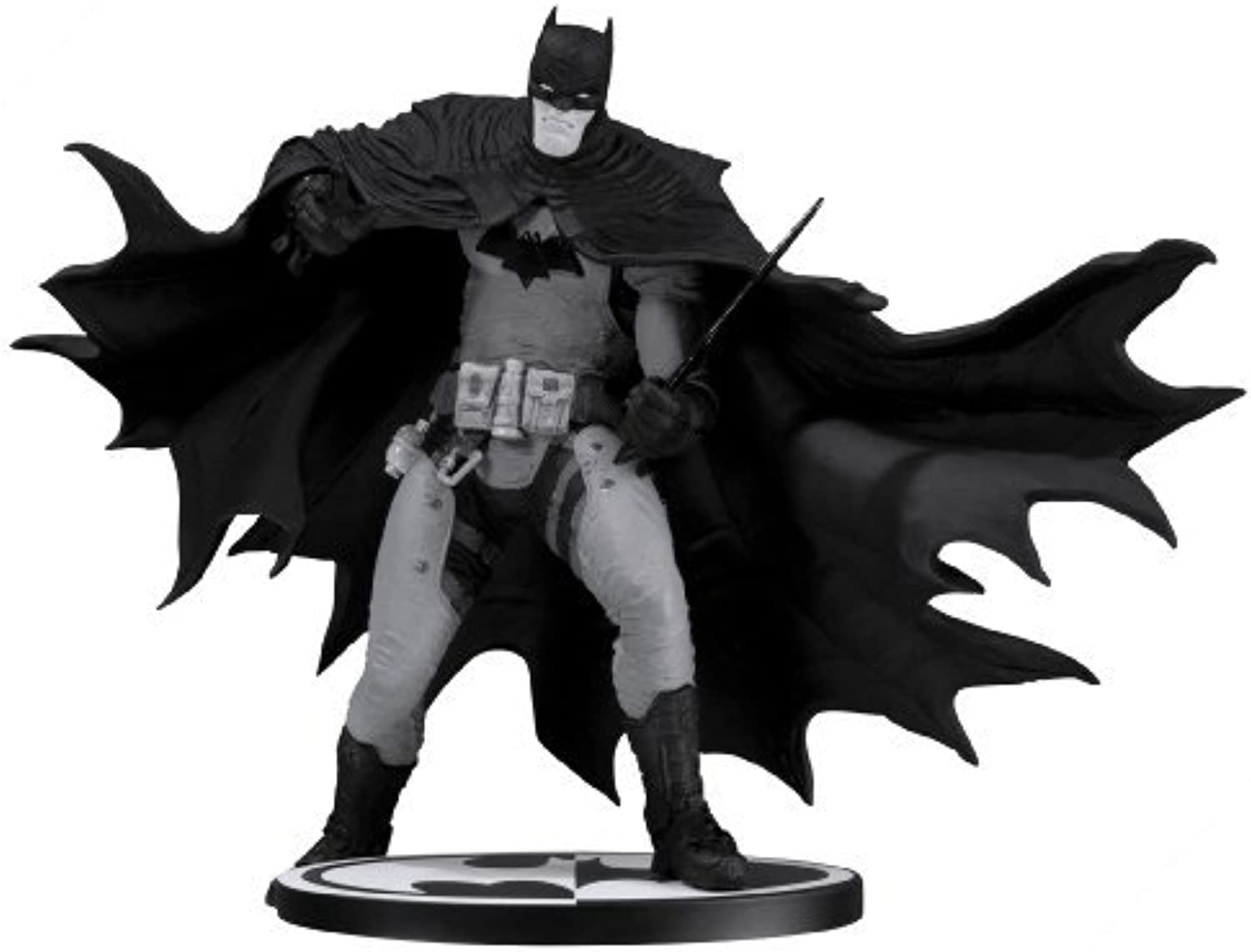 DC Collectibles noir and blanc Bathomme Statue by Rafael Grampa by DC Collectibles