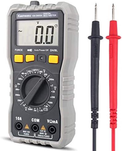 Pocket Digital Multimeter Multifunction High Precision Electrician Universal Meter Repair Tool product image