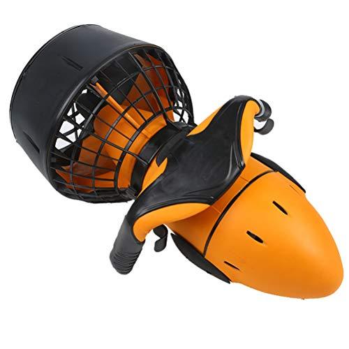 Lhcar Surf Booster Scooter subacuático eléctrico Agua mar Hélice de Doble Velocidad Piscina de Buceo Scooter Equipo para Deportes acuáticos