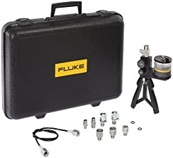 Fluke 700HTPK Hydraulic Test Pump Kit, 0 to 10000 psi/700 Bar