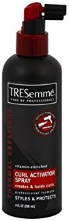 TRESemme Thermal Creations Curl Activator Spray, 8 oz