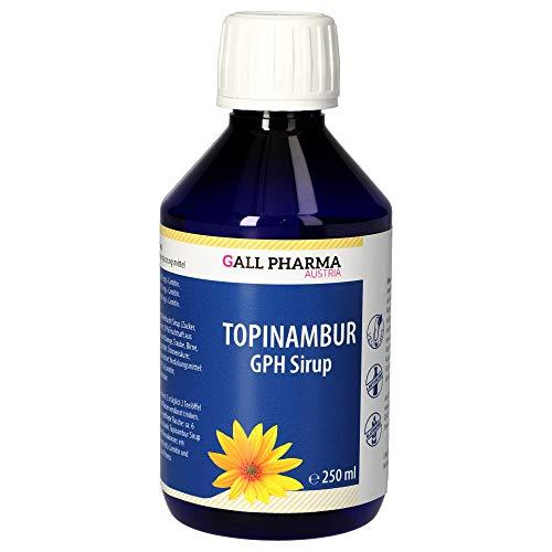 Gall Pharma Topinambur Sirup GPH, 250 milliliters