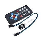 Kits de módulo de control remoto 1PC DIY KIT HX1838 Adecuado para Arduino Raspberry Pi
