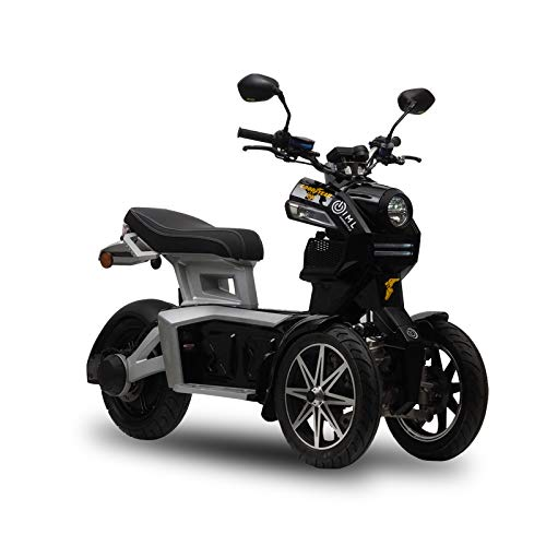 Motorino Elettrico ITANK con Omologazione. Gamma di 60 km. Uno Sguardo Moderno ed...