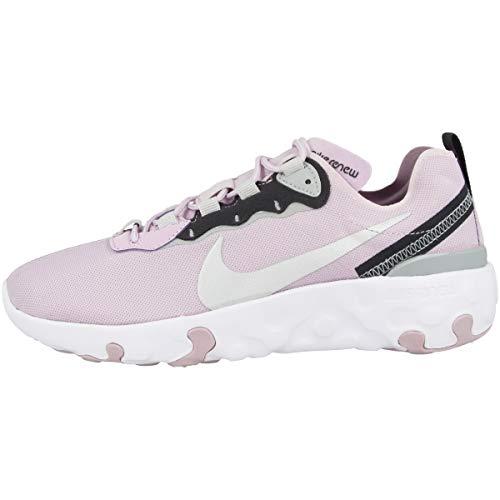 Nike Unisex Kinder Sneaker Low Renew Element 55 (GS)