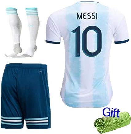 Paris Saint Germain Youth Football Kits for Kids Boys CYGG Neymar Jr Jersey #10 Brazil Home//Away PSG Soccer Jersey Shorts Premium Gift Girls Children