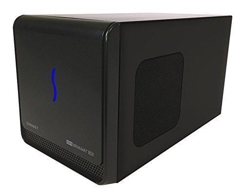 Sonnet Technologies GPU-350W-TB3Z eGFX BreakawayBox - 外付けGPU Box (Mac/Windows対応)