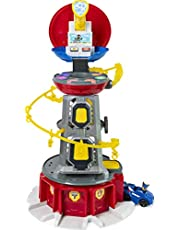 PAW Patrol 6053408 - Mighty Pups Lifesize Lookout Tower Zentrale - 70 cm groß