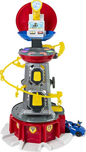 PAW Patrol Mighty Pups Lifesize Lookout Tower Zentrale - 70 cm groß