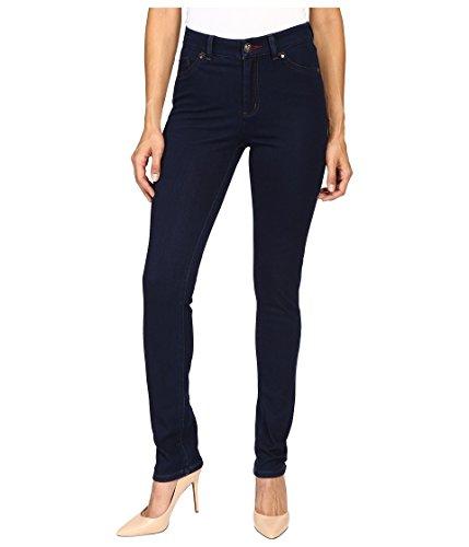 FDJ French Dressing Women s Olivia Slightly Curvy Fit Slim Leg Jeans,Indigo Love Denim, 8