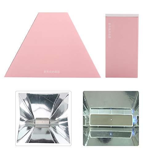 Changor Conveniente Ultravioleta Lámpara, 2000 mA ≤36V 18650 Batería (Construido-en) Temporal Trabajo Luz Aluminio y Abdominales El plastico