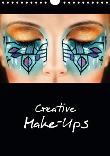 Creative Make-Ups 2021 (Wandkalender 2021 DIN A4 hoch)