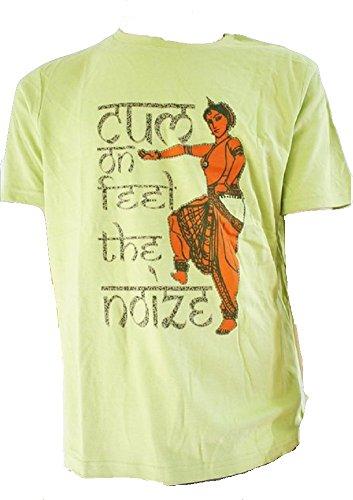 Ted Baker - T-Shirt - - Uni Homme Vert Lime Green
