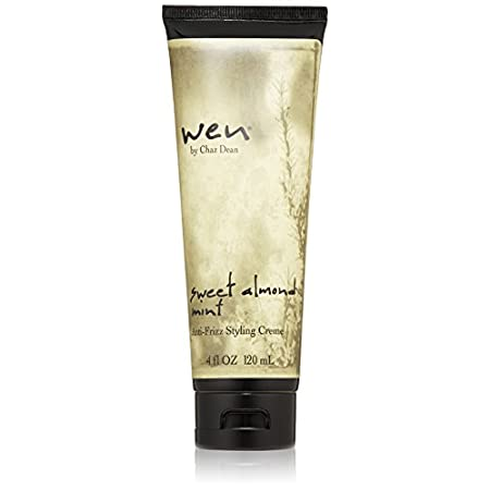 Beauty Shopping WEN by Chaz Dean Wen Sweet Almond Mint Anti-Frizz Styling Creme,