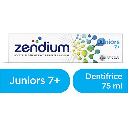 Zendium Juniors 7+ Dentifricio, 75 ml