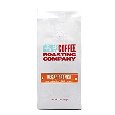 America's Best Coffee Roasting Company - Espresso - Whole Bean Coffee - Medium Roast - 100% Arabica Coffee - Rich and Chocolatey - 12 oz