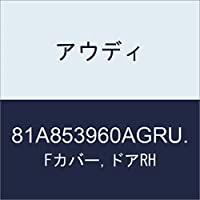 アウディ Fカバー,ドアRH 81A853960AGRU.