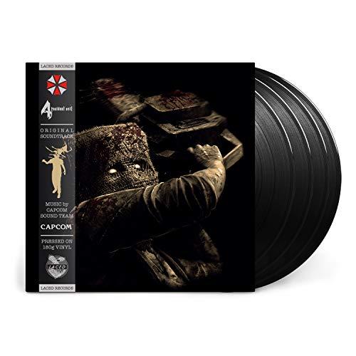 Resident Evil 4 (Remastered 4lp Boxset) [Vinyl LP]