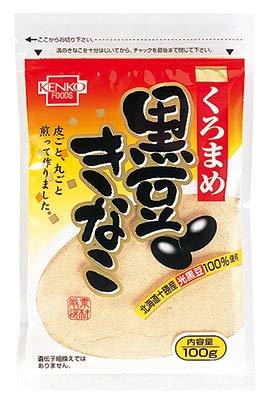 健康フーズの黒豆きなこ100g×4個 JAN: 4973044039939