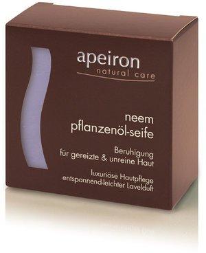 Apeiron Neem Pflanzenöl-Seife