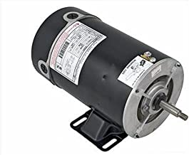 Hayward SPX1510Z1E Single Speed Motor with Switch Replacement for Select Hayward Power-Flo Pumps, 3/4-HP