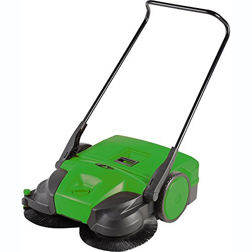 Top 10 Best Commercial Push Sweeper Cleaner Reviews 2019-2020 cover image