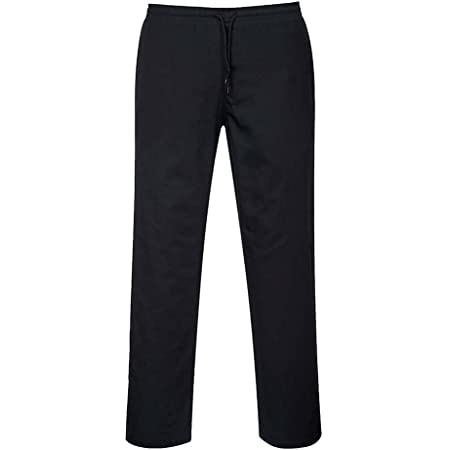 Kitchen Black Water Repellent Trousers